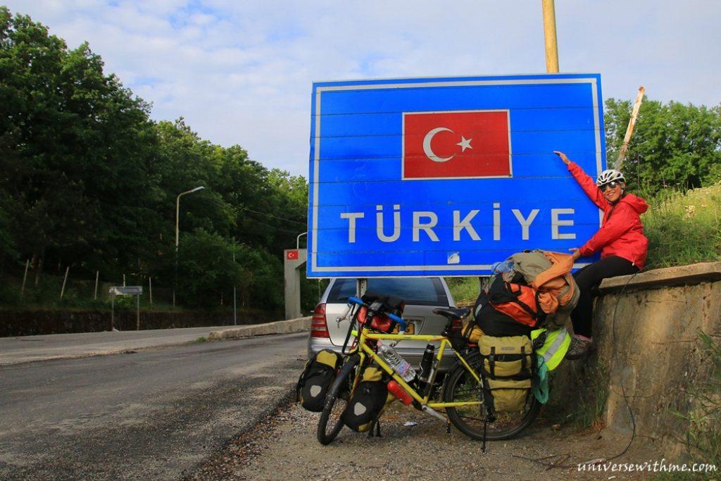 중동 자전거 여행 시작 (터키에서부터)