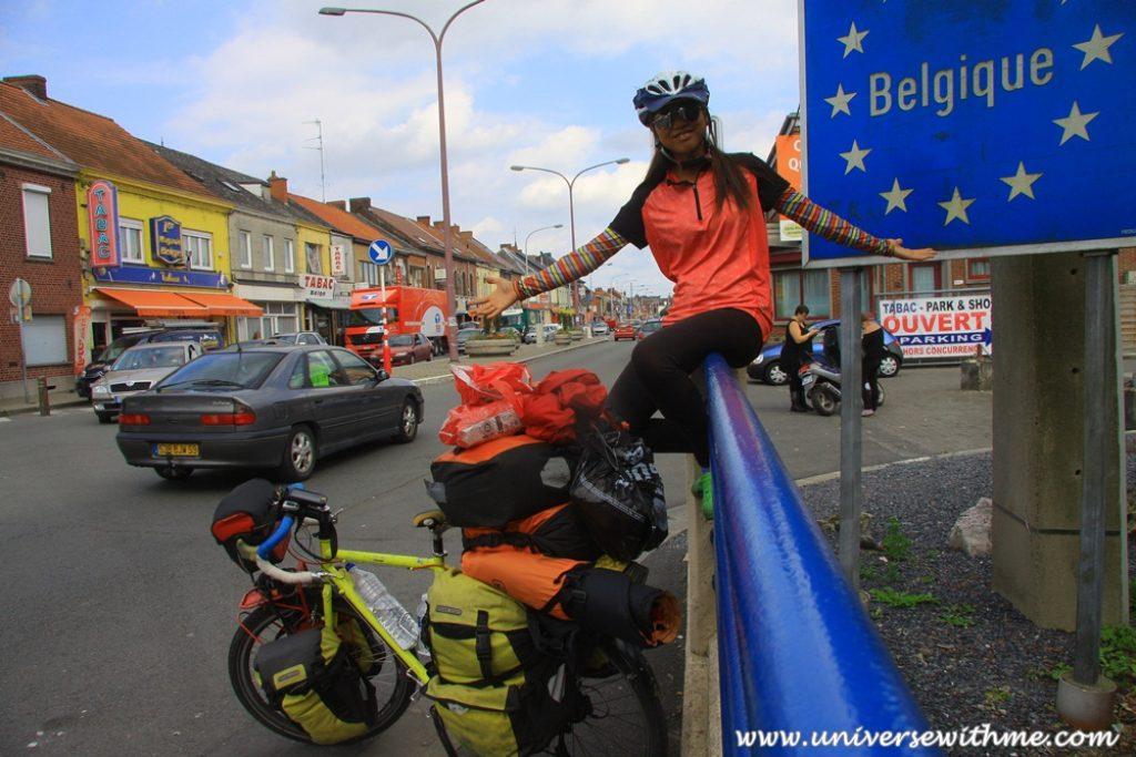 유럽 자전거 여행 끝