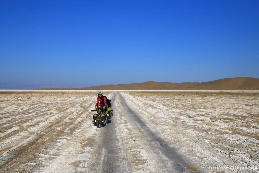 중동 자전거 여행 종료