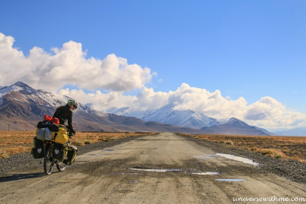 Start Asia Cycling Trip